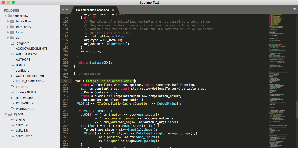A VIM User\'s Experiments With GUI Code Editors