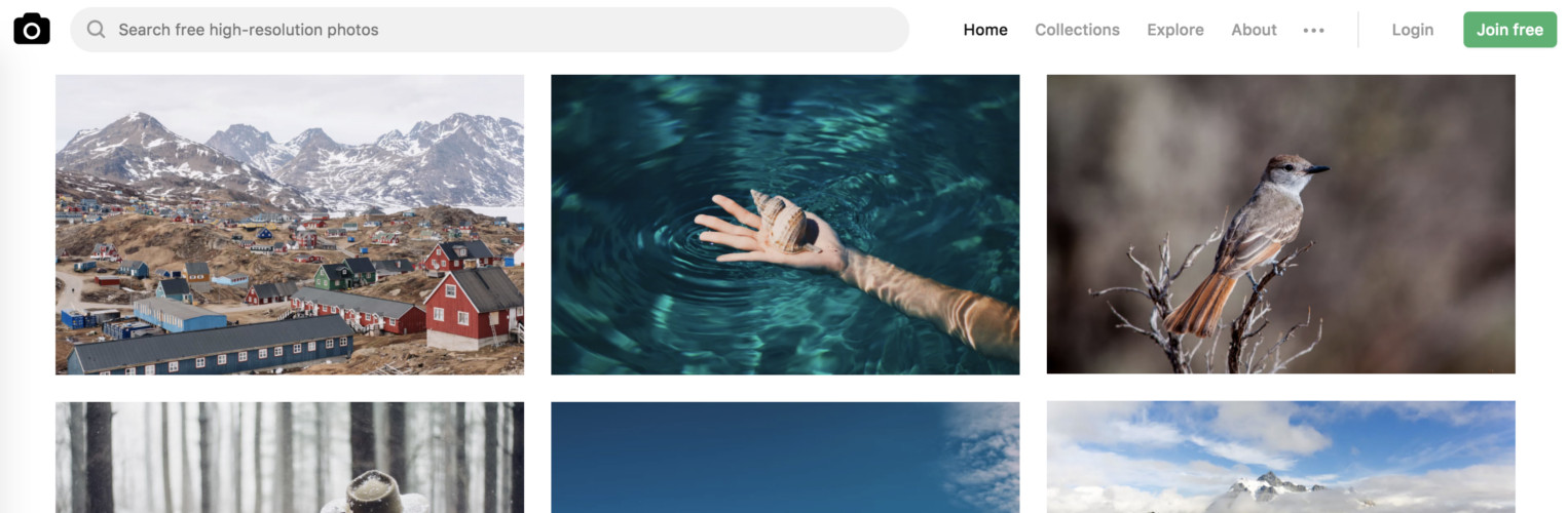 The Mega List Of Free Image Sites For Blogging